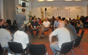 Participants at the ALE2011 Retrospective