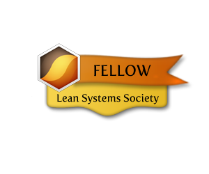 Fellow of the Lean Systems Society